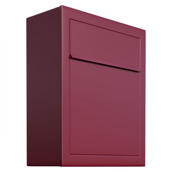 Briefkasten, Design Briefkasten Base Rot