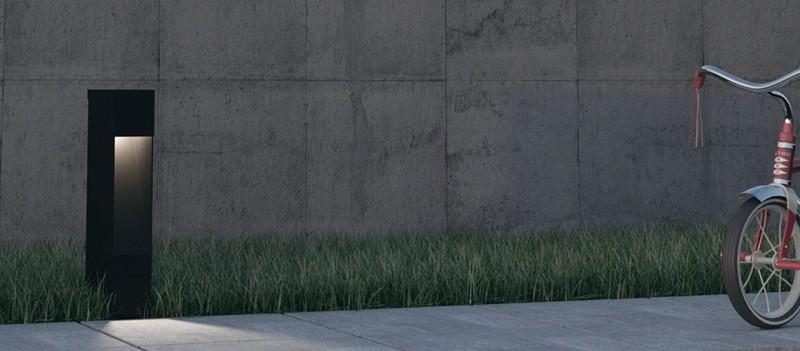 Skrzynki na listy Design Lampy ogrodowe Bravios