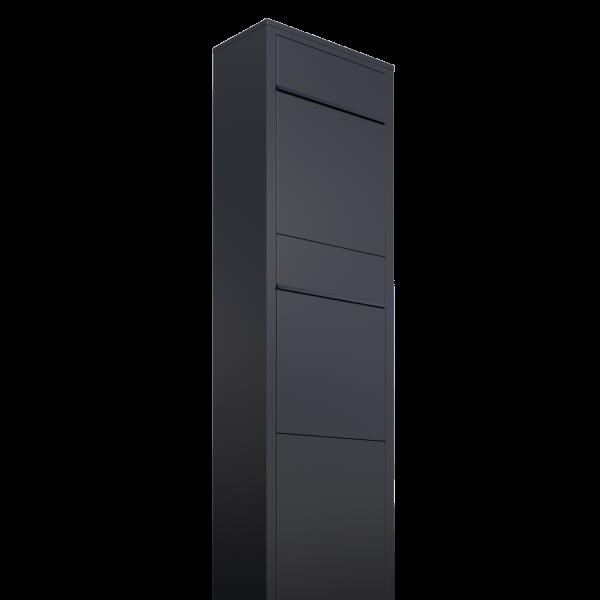 Skrzynka lokatorska Big Box for Two czarna