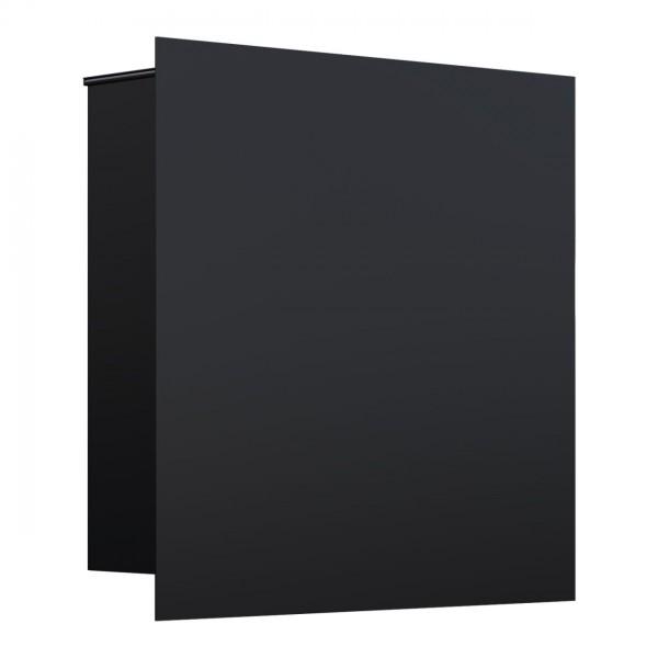 Skrzynka na listy Le Carré czarna